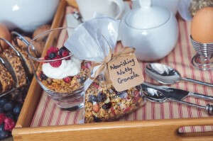 Nourishing Nutty Granola