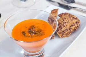 Tantalising Tomato & Basil Soup
