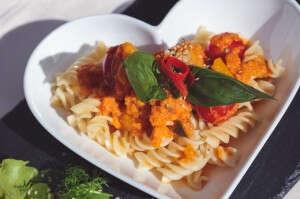 Scrumptious Verdura Sauce with Pasta