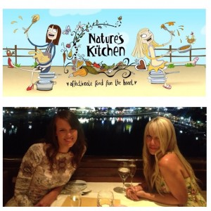 Helen & Kezi Creators of Nature's Kitchen